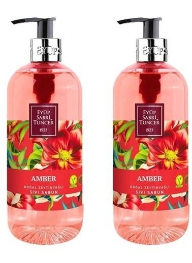 Eyüp sabri tuncer Eyüp Sabri Tuncer Sıvı Sabun Amber 500 Ml X 2 Adet Renksiz